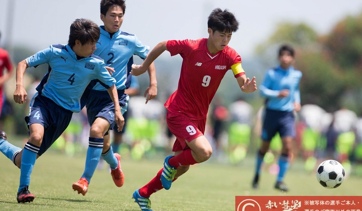 【写真館】平成30年度全九州高校サッカー大会(1回戦)