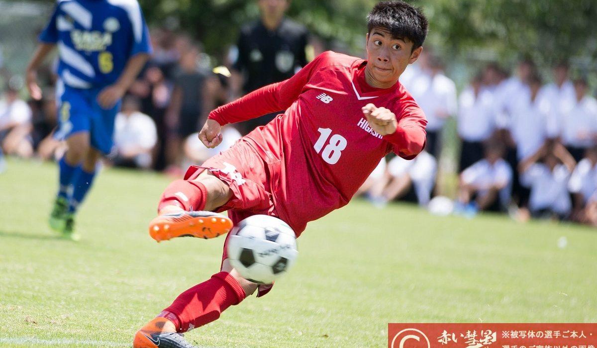 【写真館】平成30年度全九州高校サッカー大会(準々決勝)