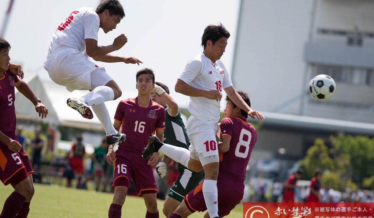 【写真館】平成30年度全九州高校サッカー大会(準決勝)