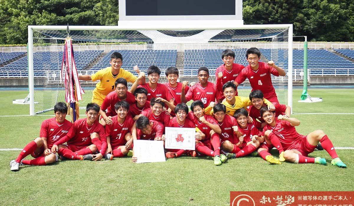 【写真館】平成30年度全九州高校サッカー大会(決勝)