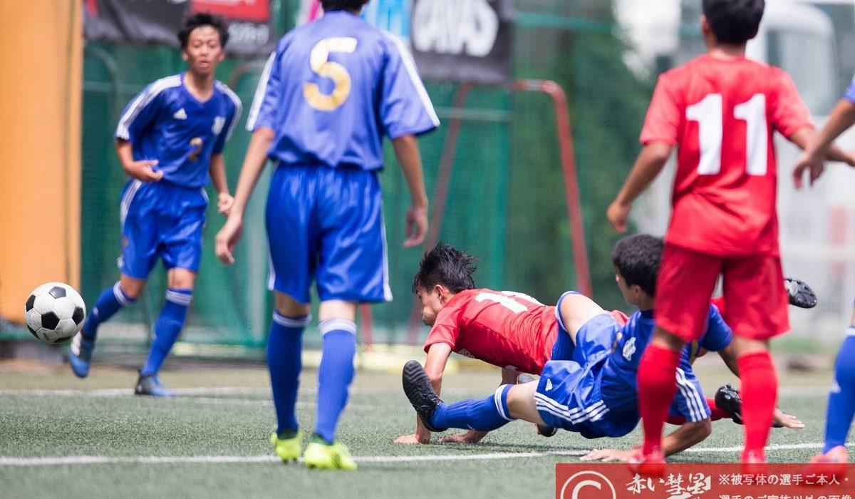 【写真館】2018年度福岡県ユースサッカーリーグ1部(第8節)