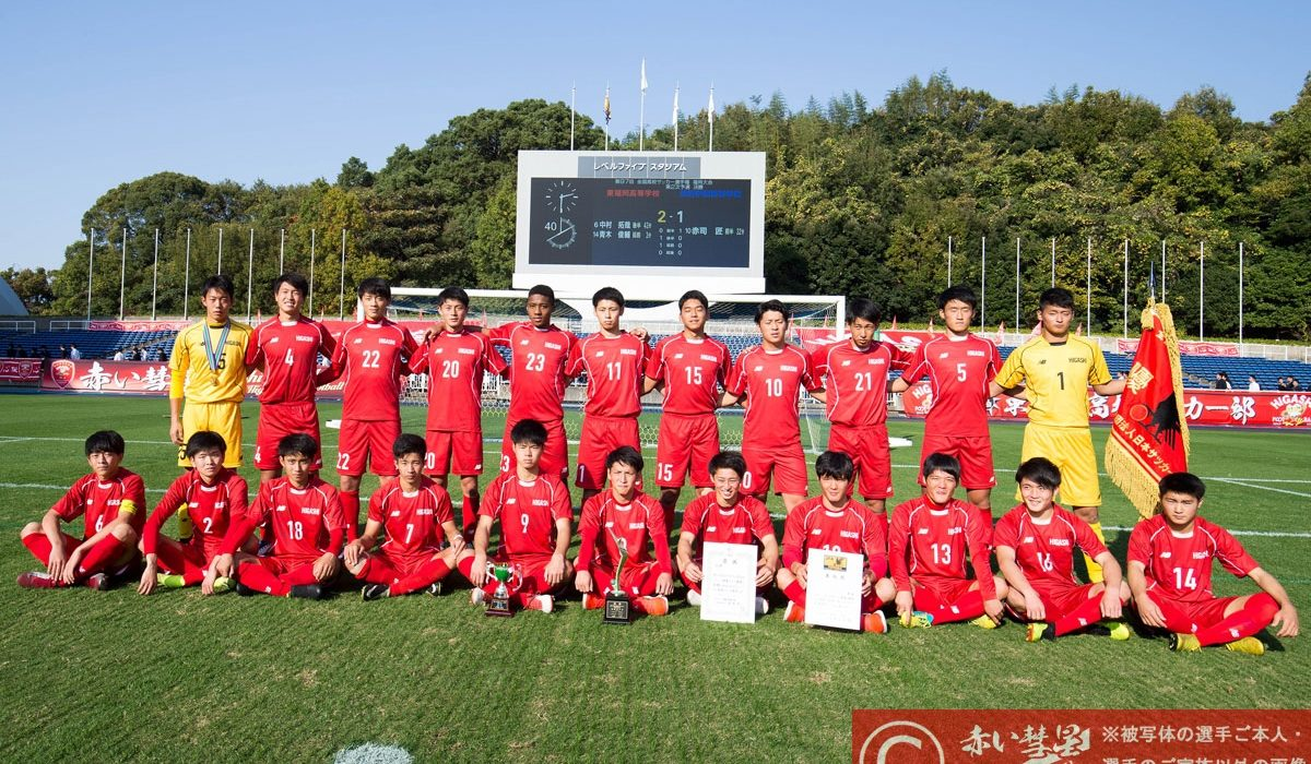 【写真館】第97回高校サッカー選手権福岡大会(決勝)