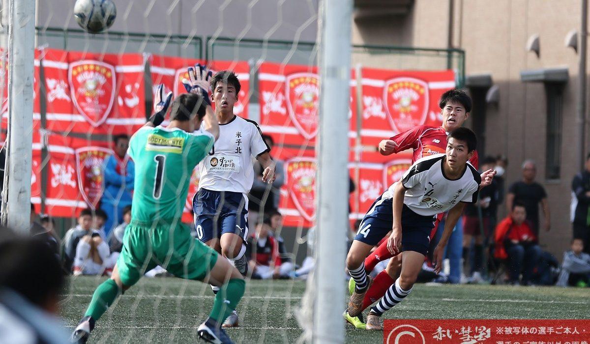 【写真館】高円宮杯 JFA U-18サッカープレミアリーグ2018WEST(第17節)