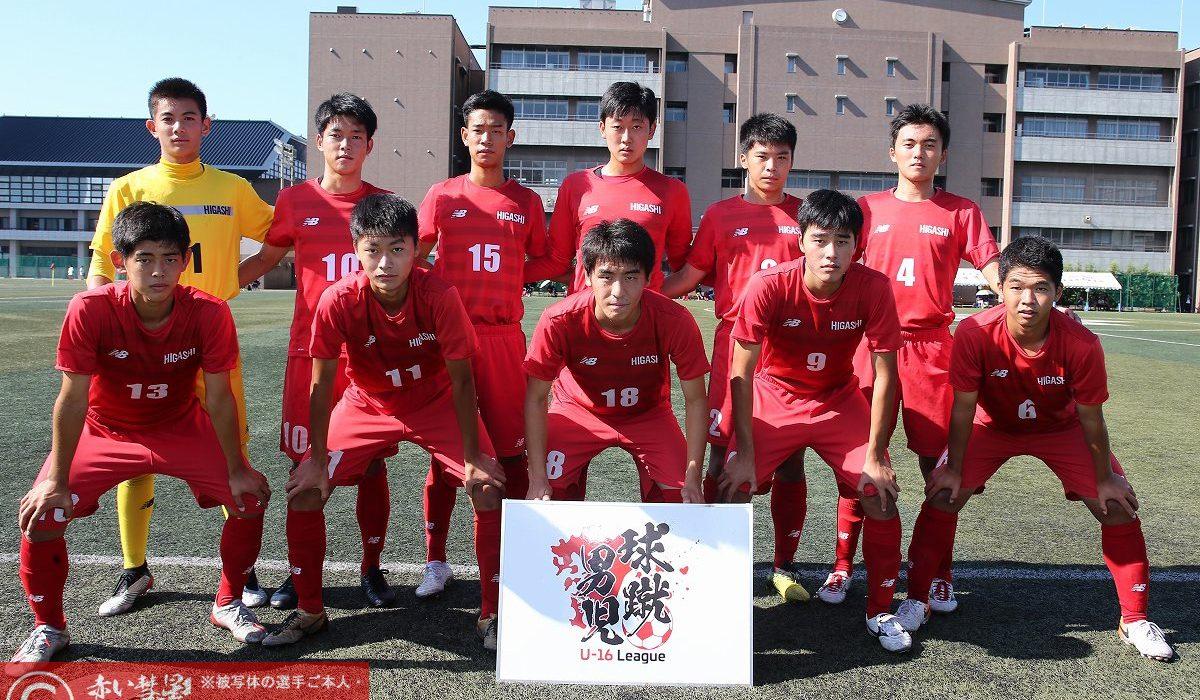 【写真館】2019球蹴男児U-16リーグDivision1(第17節)