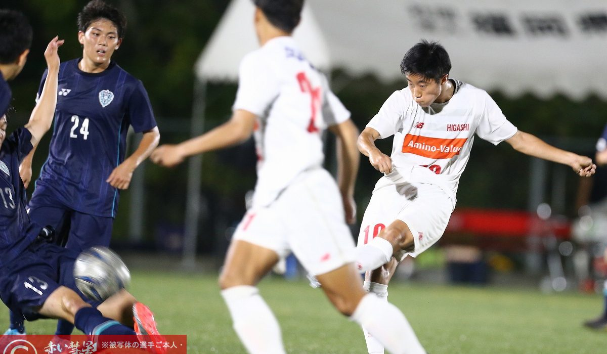 【写真館】高円宮杯 JFA U-18サッカーリーグ2019福岡1部(第16節)