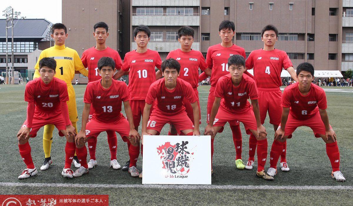 【写真館】2019球蹴男児U-16リーグDivision1(第18節)