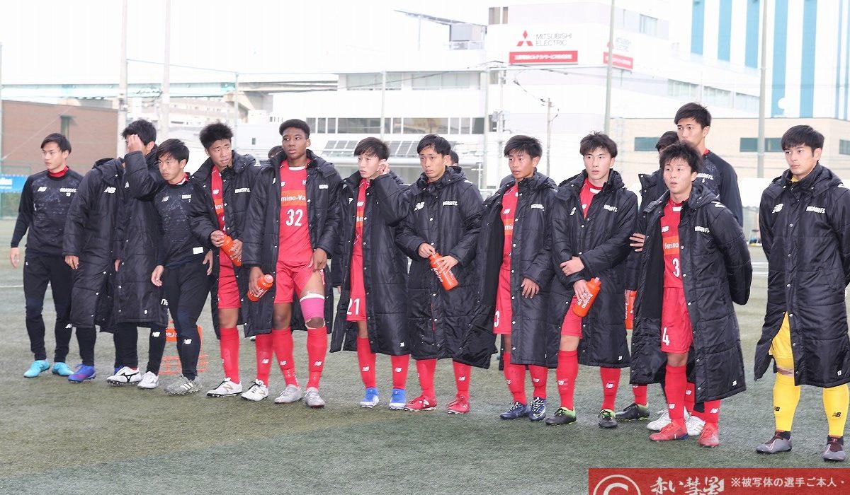 【写真館】高円宮杯 JFA U-18サッカープレミアリーグ2019WEST(第17節)