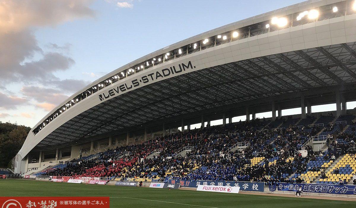 【写真館】第98回高校サッカー選手権福岡大会(決勝)