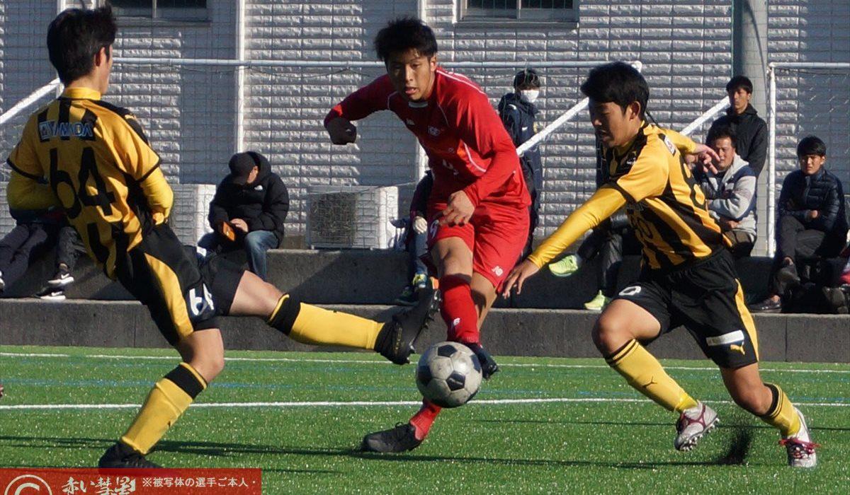 【写真館】第24回波崎ユースカップ(準決勝)