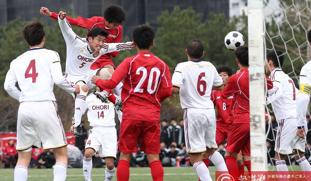 【写真館】令和元年度福岡県高校サッカー新人大会(2回戦)