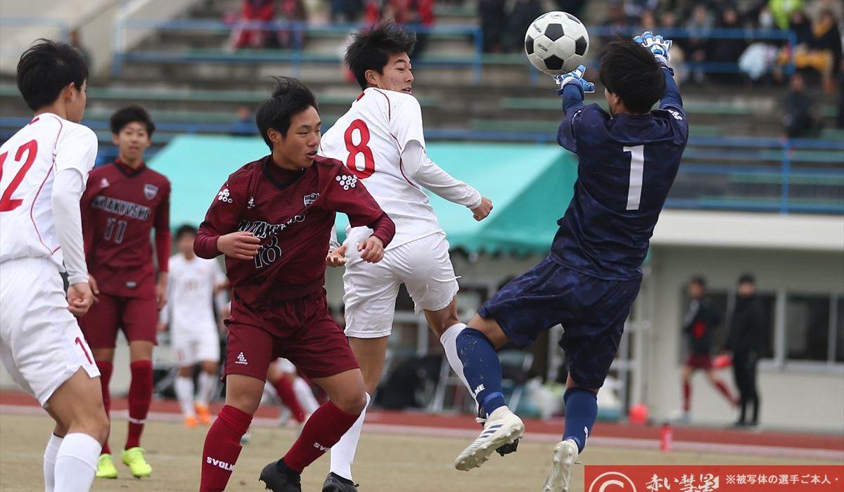 【写真館】令和元年度福岡県高校サッカー新人大会(3回戦)