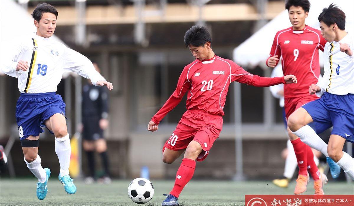 【写真館】令和元年度福岡県高校サッカー新人大会(準々決勝)