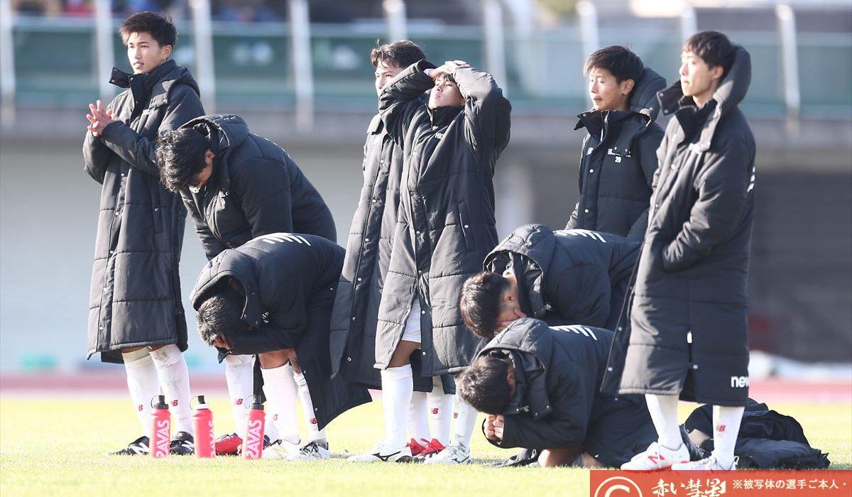 【写真館】令和元年度福岡県高校サッカー新人大会(準決勝)