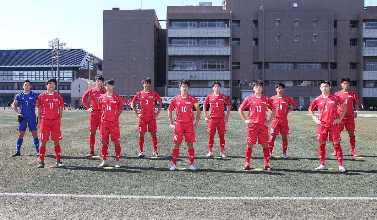 【写真館】第99回高校サッカー選手権福岡大会(1回戦)