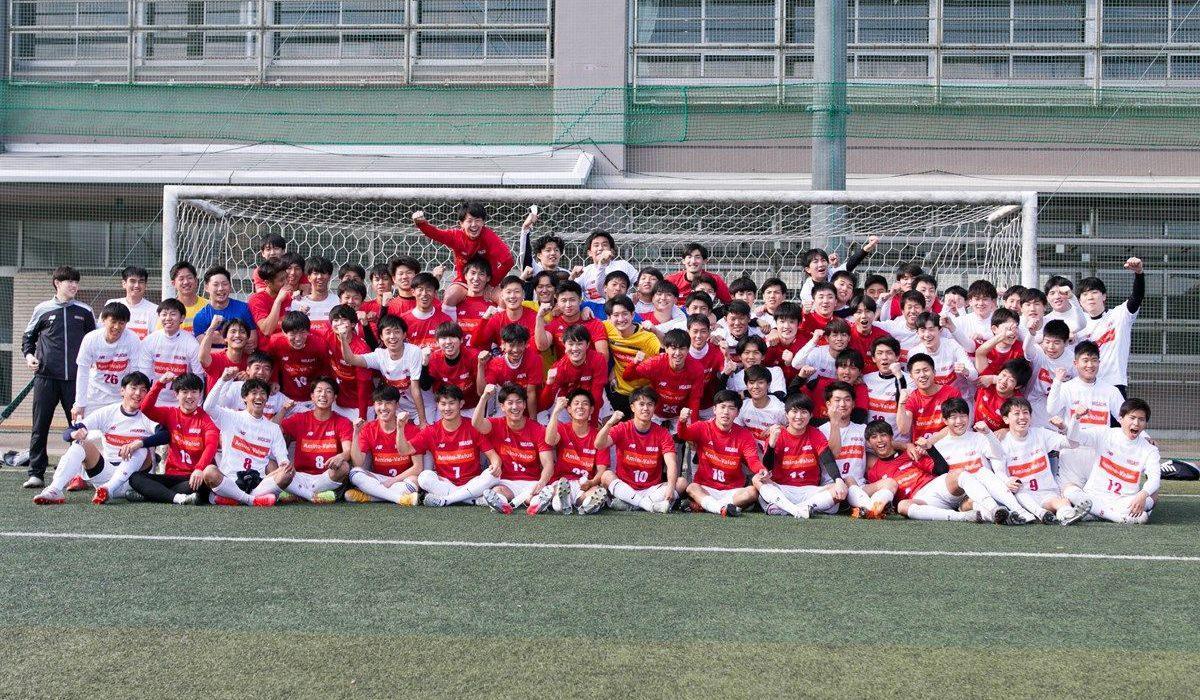 【写真館】令和2年度東福岡高等学校サッカー部第64期卒業生送別会
