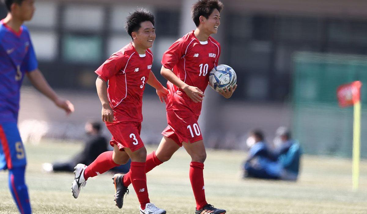 【写真館】高円宮杯 JFA U-18サッカーリーグ2021福岡1部(第2節)