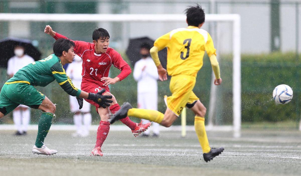 【写真館】高円宮杯 JFA U-18サッカーリーグ2021福岡1部(第1節)
