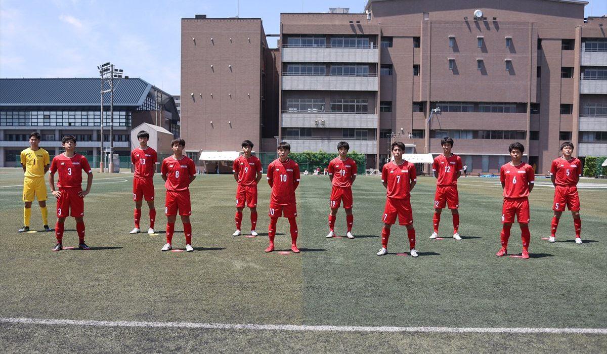 【写真館】令和3年度福岡県高校サッカー大会(4回戦)