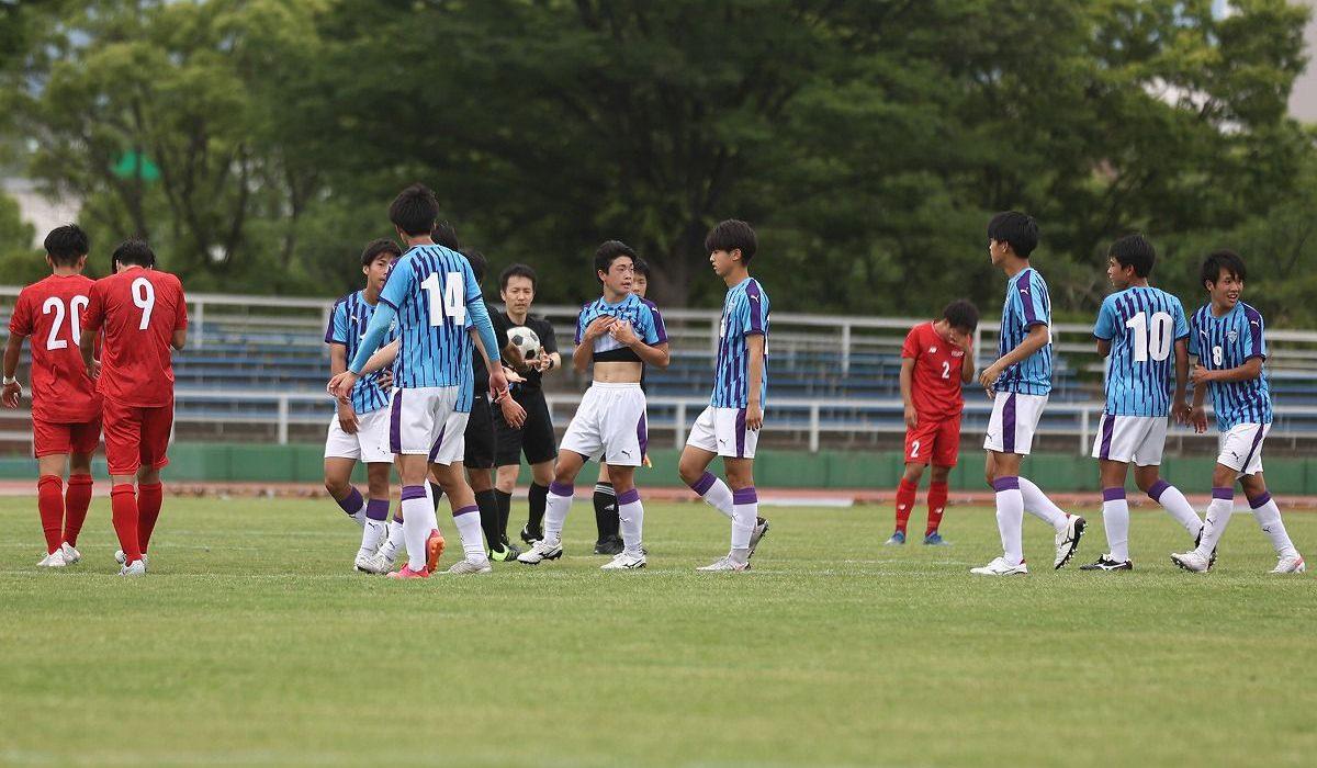 【写真館】令和3年度福岡県高校サッカー大会(準決勝)