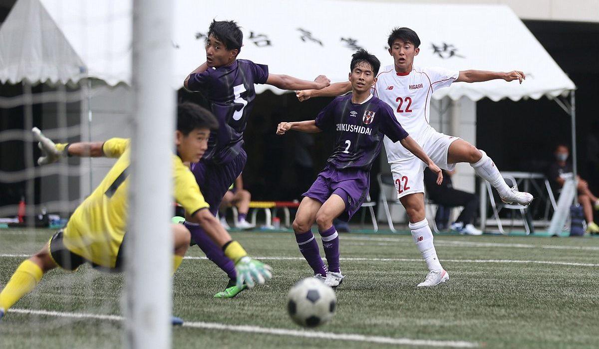 【写真館】高円宮杯 JFA U-18サッカーリーグ2021福岡1部(第7節)