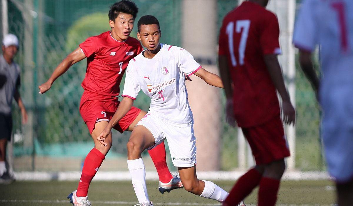 【写真館】高円宮杯 JFA U-18サッカープレミアリーグ2021WEST(第4節)