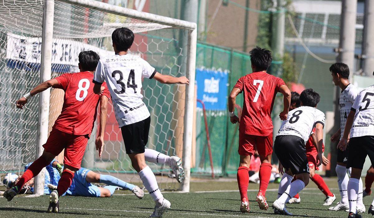 【写真館】高円宮杯 JFA U-18サッカープレミアリーグ2021WEST(第14節)