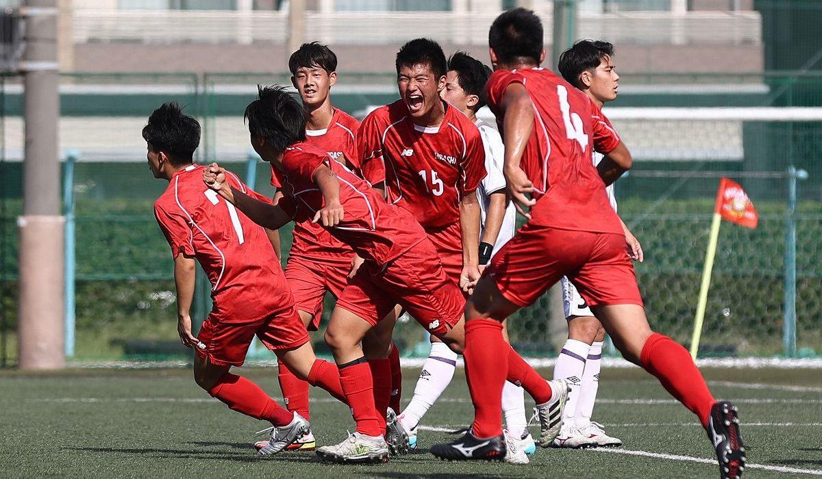 【写真館】高円宮杯 JFA U-18サッカーリーグ2021福岡1部(第16節)